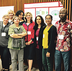 Researchers engage community in event on health promotion
