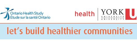 ontario health study and york university collaboration image