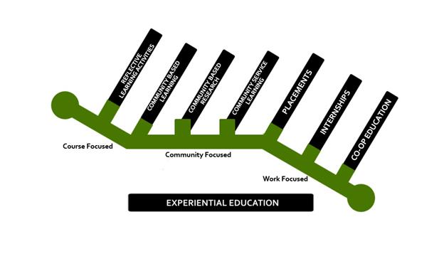 EE continuum