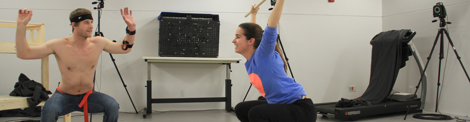 Kinesiology and Health Science Biomechanics Lab