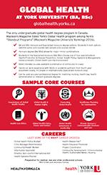 Global Health 101 Infographic