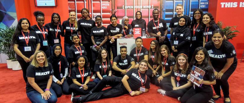 Student Health Ambassadors at York