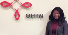 Global Health student Oyewunmi