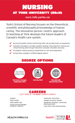 Nursing 101 Infographic