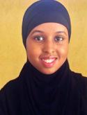Global Health alumni Samira
