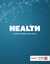 York University Health Impact Report 2018-19
